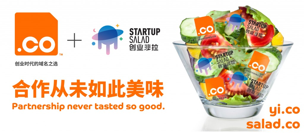 .CO and Big Salad Partnership Announcement